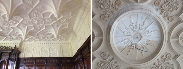 Plaster and cornice work Glasgow