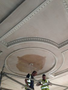 Victorian Plaster Ceiling 16