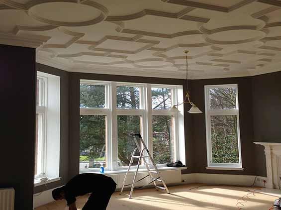 Ornematal-plasterers-residential