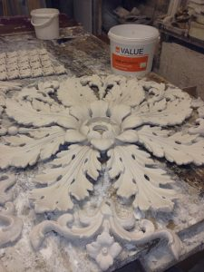 Victorian Plaster Ceiling 12