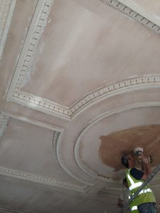 Victorian Plaster Ceiling 15
