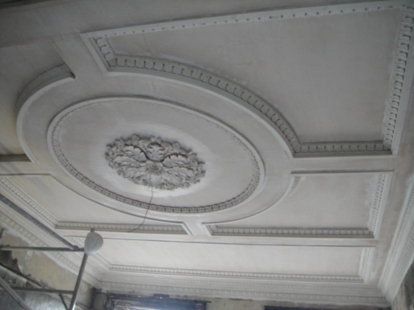 Victorian Architecture Ceilings