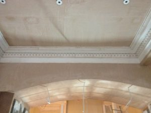 cornice-fitted-HutchesonsHalcyon-cornice-glasgow