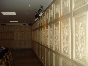 cornice plasterwork Corinthian