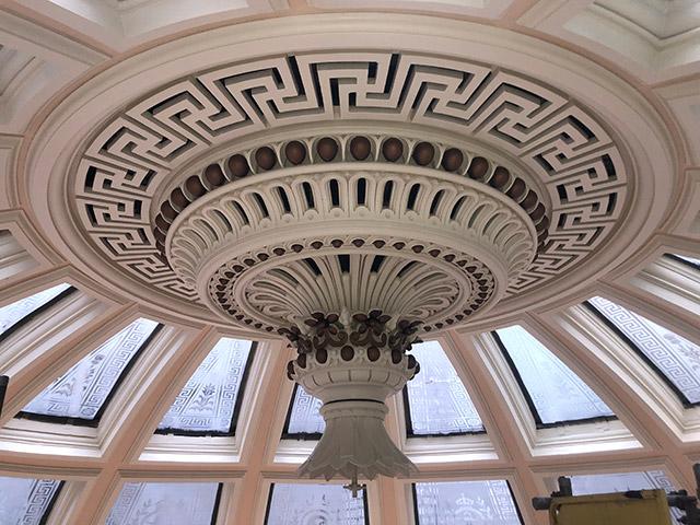 Plaster work Ceiling